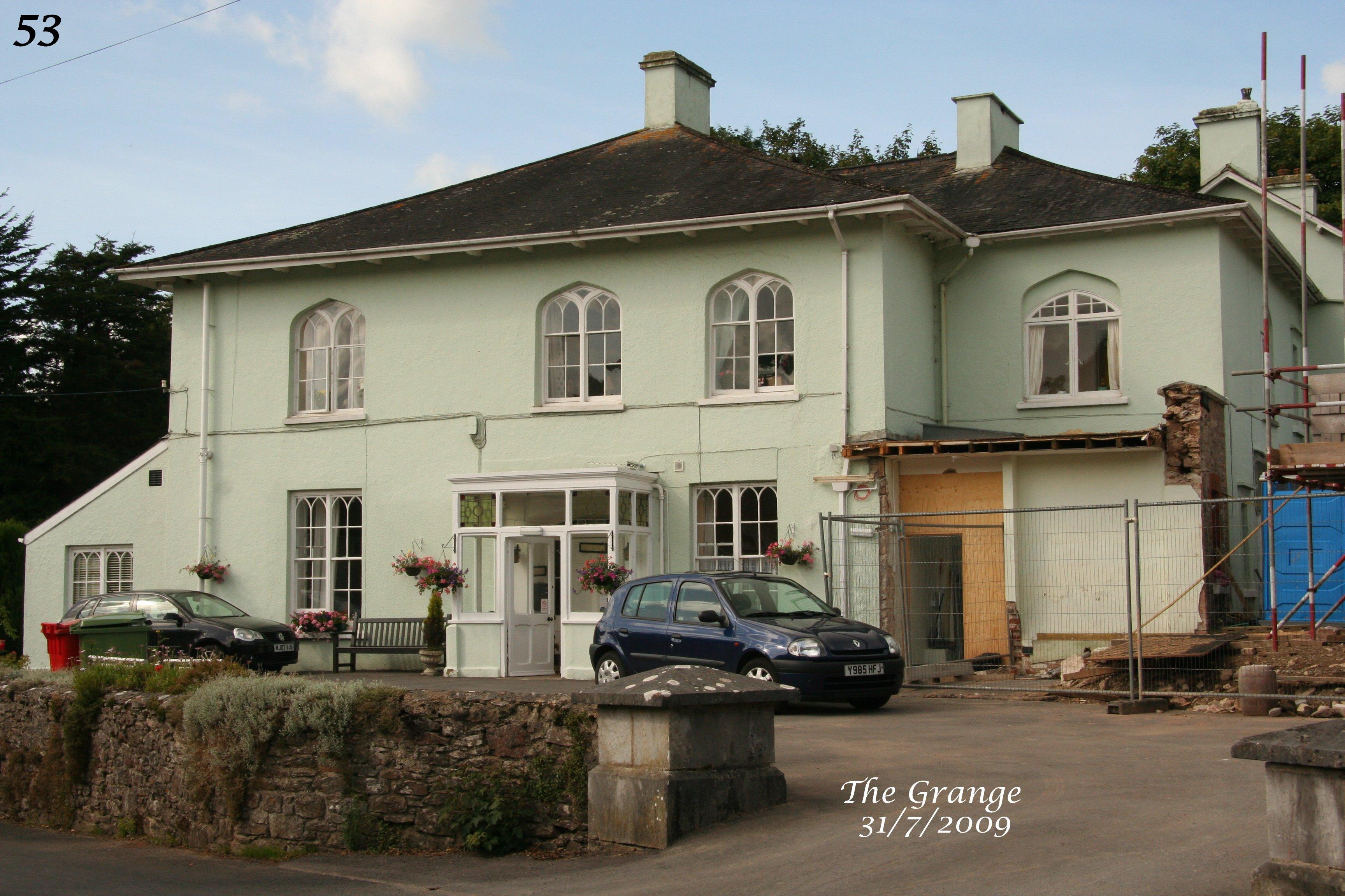 The Grange NOW